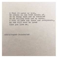 The Universe and Her, and I #307 written by Christopher Poindexter