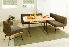 FUNEAT(ファニート) ベンチ バックレスト | ≪unico≫オンラインショップ:家具/インテリア/ソファ/ラグ等の販売。