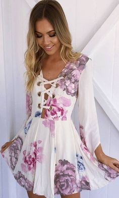 #prefall #muraboutique #outfitideas | Boho Princess Little Dress