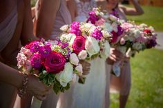 #Wedding #bouquet     Sarah_Chris_Trapp_Family_Lodge_Wedding_Stowe_Vermont_Kathleen_Landwehrle_Photography_10