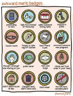 DIY Merit Badges : merit badge