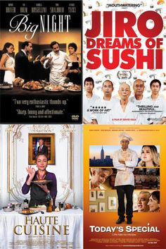 10 Great Food Movies to Stream on Netflix Instant Tonight — Food on Film