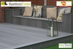 Come and See our beautiful durable anti-slip composite decking at the Caravan & Motorhome show 18-21st Jan at Event City Manchester #compositedecking #antislipdecking