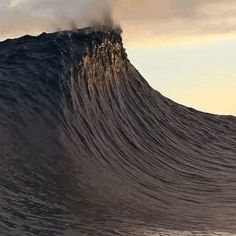 The perfect Waves Animated GIF for your conversation. Discover and Share the best GIFs on Tenor. Sea And Ocean, Ocean Beach, Ocean Gif, Waving Gif, Gif Animé, Sea Waves, Surfs Up, Wonders Of The World, Underwater