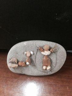 DIY Pebble art (gьlen)