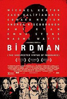 My review of BIRDMAN: