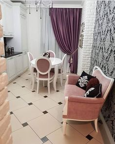 Cozinha Shabby Chic, Shabby Chic Kitchen, Design Your Kitchen, Interior Design Living Room, Home Decor Colors, Small Living Rooms, Cozy House, Design Case, Luxury Homes