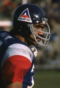 Rare Montreal Alouettes Junior Ah You Original 35mm Film Slide CFL Football-1011