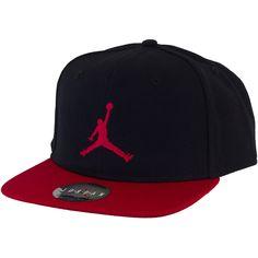 Nike Jordan True Jumpman Snapback Cap black/red ★★★★★