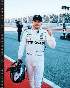 Valtteri Bottas wins the race in Austin Texas as Hamilton gets his world Title Valtteri Bottas, F1 Drivers, Ubs, G Wagon, 3 In One, Mercedes Amg, Austin Texas, Formula One, Fast Cars