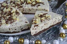 Marianne-juustokakku maistuu mintulta ja suklaalta.