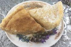 Milk Tart (Melktert) Recipe Melktert Recipe, Milk Tart, Homemade Pastries, Egg Whisk, The Dish, Yummy Yummy, Cooking Time, Cake Recipes, Roast