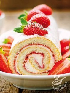 Impasto per Waffels Sweet Recipes, Cake Recipes, Dessert Recipes, Muffins Light, Torte Cake, Sweet Cakes, Sweet Treats, Food And Drink, Cooking Recipes