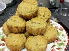 Apple Sourdough Muffins Recipe