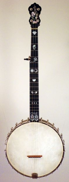 Scott Avett's banjo - tattoo inspo