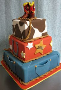 1000 Images About Cowboy Cake On Pinterest Cowboy Cakes