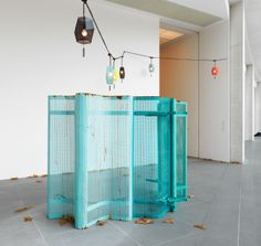Funktion / Dysfunktion. Kunstzentrum Glasgow - Neues Museum Nürnberg