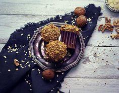 Ovseno – mandľové muffiny
