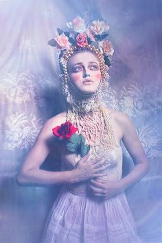 In ancient Slav mythology, Vesna was the goddess of spring and fertility. She was in charge of spring time, morning and the birth of everything alive. She is also known as Zhiva, Diva and Devana. She carried a bouquet of flowers in her left hand to symbolize marriage. It was believed that she carried the smell of spring with her.