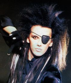 pete burns of dead or alive. So hot before the plastic surgery