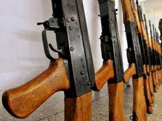 Adquiere delincuencia armas en partes en EE.UU. | Info7 | Internacional