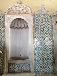 Interior detail #Harem#Topkapi Palace#Istanbul