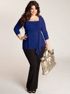 Plus Size Fashion | ... Colors of Spring 2013 in Plus Size Clothing | Plus Size Fasion 4 Women