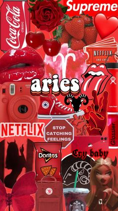 Aries iPhone wallpaper background shared by audrey Aries Wallpaper, Cartoon Wallpaper Iphone, Iphone Wallpaper Tumblr Aesthetic, Aesthetic Pastel Wallpaper, Aesthetic Wallpapers, Painting Wallpaper, Painting Canvas, Canvas Art, Iphone Wallpapers