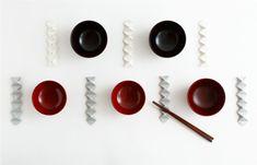 #013, 木曽ひのき箸と、箸置になる箸袋 - photo01