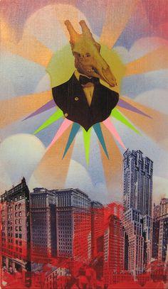 Juxtapoz Magazine - Reader Art: Adam Reker | Reader Art