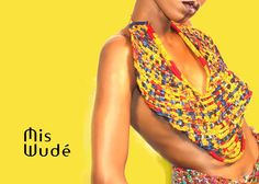 Bijoux signés Mis Wudé from Senegal Africa Fashion, Hipster, Accessories, Style, Woman, Fashion Styles, African Fashion, Swag, Hipsters