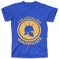The Unsullied Warriors Game Of Thrones Daenerys Targaryen Khaleesi, Men's T-Shirt, Royal Blue, Large - Brought to you by Avarsha.com