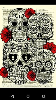 Day Of The Dead Dia De Los Muertos Colourful Calavera Sugar Skull 5/'x3/' Flag