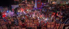 lanzamiento de campaña 2014, noviembre 2013 Palacio Peñarol