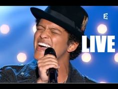 Bruno Mars - When I Was Your Man (Live Performance )