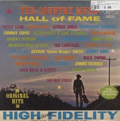Various - The Country Music All Of Fame Volume 3