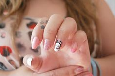 Alpaca nail tutorial!