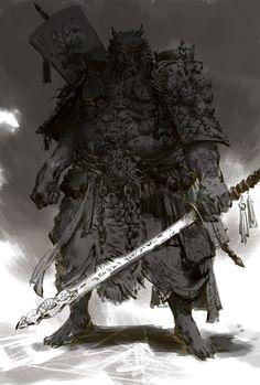 Oriental Hell - Judge WuGan by yangqi917 - Yang Qi - CGHUB via PinCG.com