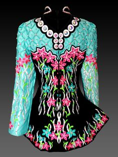 Kerry Designs - Off The Rack Irish Dance Dresses back