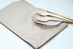 100 KRAFT Paper Bags --- stamp them myself?