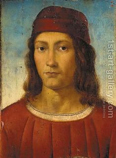 pietro perugino self portrait - Pietro Perugino born Pietro Vannucci (1446/1452-1523) was an Italian Renaissance painter of the Umbrian school who developed some of the qualities that found classic expression in the High Renaissance. Raphael was his most famous pupil.