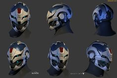 Exo Heads, Zeke Garcia on ArtStation at https://www.artstation.com/artwork/exo-heads-141c6981-cdf3-4f2f-a5a4-40edae8c48a2