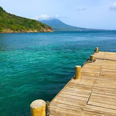If you love fresh mangoes and secluded beaches, then don't miss the Caribbean island of Nevis