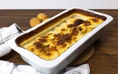 Bild zum Rezept für Steamer und Dampfgarer: Kartoffelgratin.