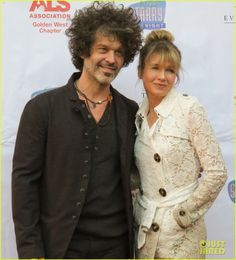 Renee Zellweger & Doyle Bramhall II strike a pose on the red carpet while arriving at the One Starry Night.From Broadway To Hollywood Gala 2015 held at Pasadena Playhouse in Pasadena, Calif on Monday (April Pasadena Playhouse, Next Film, Renee Zellweger, Country Music Stars, Kenny Chesney, Janis Joplin, Executive Producer, Strike A Pose, Paul Mccartney