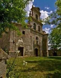 Ages pueblo de #Burgos en el #CaminodeSantiago