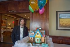 UP Gingerbread house and other awesome gingerbread houses!! Love the TARDIS!
