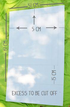 DIY Chalkboard Polaroid - The Paper Vine
