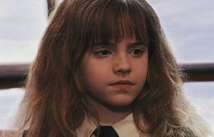 It was in that moment that Hermione first learned a valuable skill.