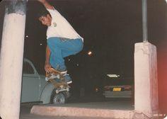 Sergio Staca 1989 - Ollie Crail.